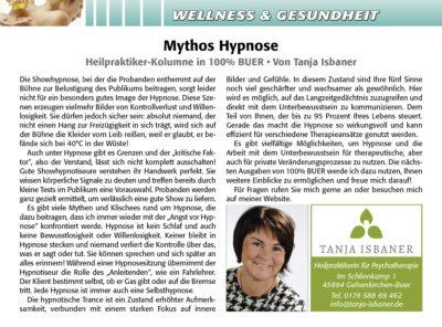 Mythos Hypnose